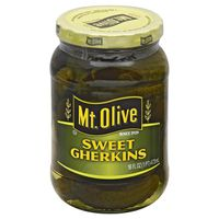 Mt. Olive Sweet Gherkins Pickles