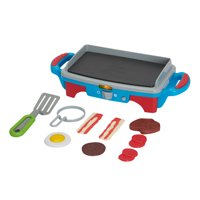 Spark. Create. Imagine. Breakfast Griddle Play Set, 10 Pieces