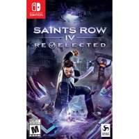 SAINTS ROW IV: Re-Elected, THQ-Nordic, Nintendo Switch, 816819016107