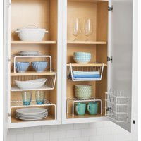 Mainstays Wire 6-pc Organizing Set