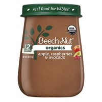 Beech-Nut Organics Apple, Raspberries & Avocado