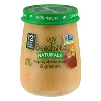 Beech-Nut Naturals Apple, Cinnamon & Granola