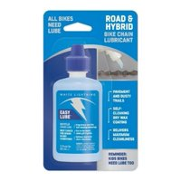 White Lightning Easy Lube,Bicycle Chain Lubricant 2oz