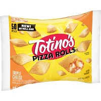 Totino's Triple Cheese Frozen Pizza Rolls - 24.8oz