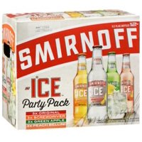 Smirnoff Ice Party Pack, 12 pack, 11.2 fl oz Bottles
