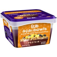 Dole Acai Bowls Protein Blend With Fruit & Granola 6 oz. Bowl