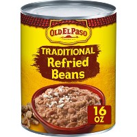 Old El Paso Traditional Refried Beans 16oz
