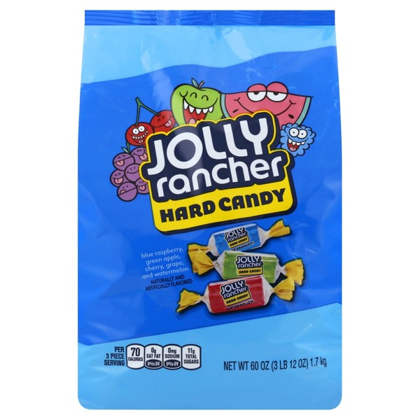Jolly Ranchers Hard Candy, Assorted