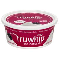 Truwhip Whipped Topping, Skinny