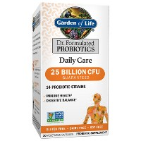 Garden of Life Probiotic Daily Care Capsules - 30ct