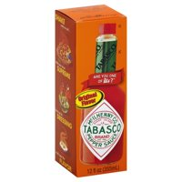 TABASCO Original Flavor Pepper Sauce 12oz