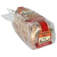 Thomas Cranberry Swirl Bread - 16oz
