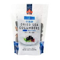 Dried Sea Cucumber Split,16 oz
