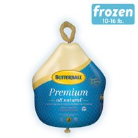 Butterball All-Natural Frozen Young Turkey, 10-22.35 lbs