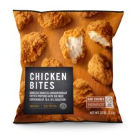 Ready to Cook Breaded Chicken Bites, 32 oz