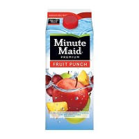 Minute Maid Fruit Punch - 59 fl oz
