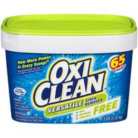 Oxi Clean Versatile Stain Remover Free, 3 s