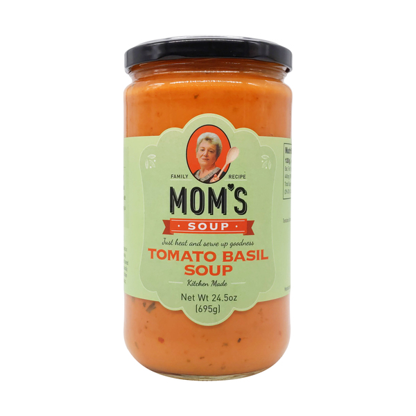 Mom's Tomato Basil Soup, 24.5 oz