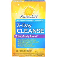 Renew Life Ultimate Flora 3 Day Cleanse