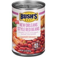 BUSH'S Savory Beans New Orleans Style Red Beans - 15.3 oz