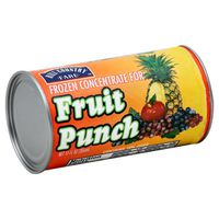 Hill Country Fare Frozen Concentrate For Fruit Punch