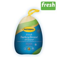 Butterball All-Natural Fresh Turkey Breast with Ribs and Back Portion
