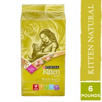 [Multiple Sizes] Purina Kitten Chow Natural High Protein Dry Kitten Food Naturals Chicken