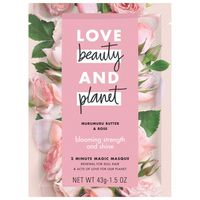 Love Beauty & Planet Hair Mask Murumuru Butter & Rose