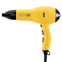 InfinitiPro by Conair Professional Yellow AC Motor Hair Dryer - 1875 Watt