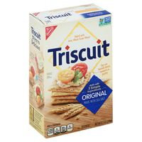Triscuit Original Flavor  Crackers, 1 Box