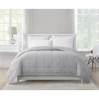 Mainstays Solid Down Alternative Bed Blanket (Multiple Sizes and Colors)