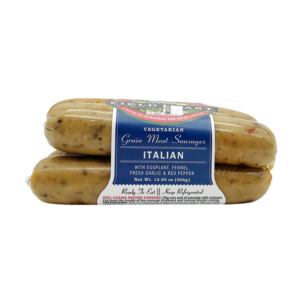 Field Roast Italian Grain Meat Sausages, 12.95 oz