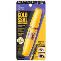 Volum' Express® The Colossal Classic Black Washable Mascara