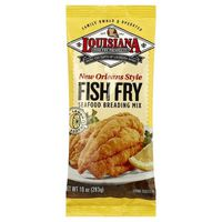 Louisiana Fish Fry Products New Orleans Style Fish Fry Seafood Breading Mix