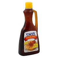 Cary's Sugar-Free Maple-Flavored Syrup - 24 fl oz