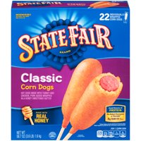 State Fair® Classic Corn Dogs, 22 Count (Frozen)