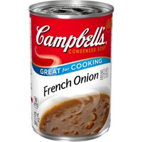 Campbell's Condensed French Onion Soup, 10.5 oz. Can