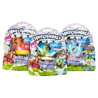 Hatchimals HatchiMallows, Soft, Squishy Hatchimals, Sweet Series, Easter Basket Toy Exclusively Available at Walmart, for Ages 5 and Up (Styles May Vary)