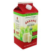 H-E-B Central Market Organics Plain Soymilk