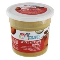 H-E-B Meal Simple Spiced Autumn Bisque Soup