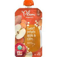 Plum Organics®Stage 2 Plum Organics® Stage 2 Sweet Potato, Apple & Corn