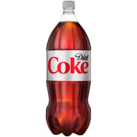 Diet Coke Soda, 2 L