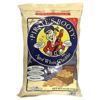 Pirate's Booty Aged White Cheddar Puffs, 18 oz