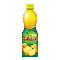 ReaLemon 100% Lemon Juice, 15 Fl Oz Bottle, 1 Count