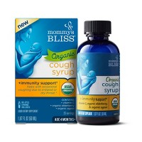 Mommy's Bliss Organic Baby Cough & Mucus Relief Syrup - Elderberry - 1.67 fl oz