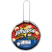 Jiffy Pop Butter Flavored Popcorn 4.5 Oz.