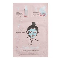 Julep Triple QuenchDeep Hydration Sheet Mask System - 2 pack