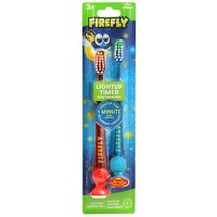 Firefly Lightup Timer Toothbrushes  2-pk (Soft)