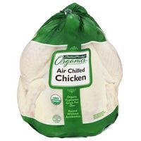 Central Market Whole Fryer Chicken Air Chilled Organic
