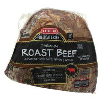 H-E-B Seasoned Roast Beef